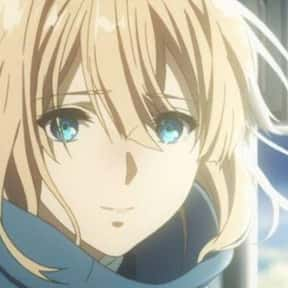 Violet Evergarden is listed (or ranked) 5 on the list The Best Anime Characters With Blue Eyes