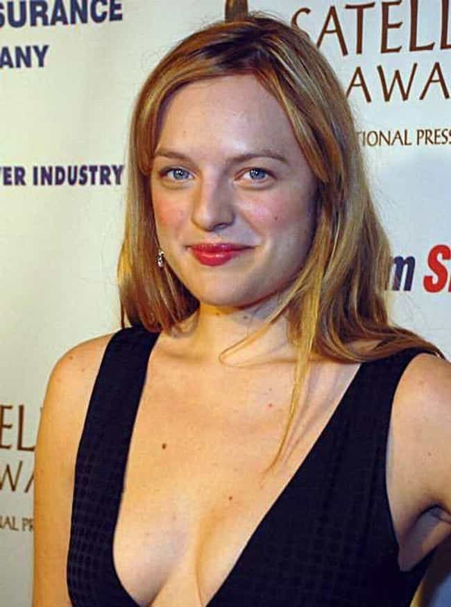 She Is A Dyed-In-The-Wool Scie... is listed (or ranked) 2 on the list Things You Didn't Know About Elisabeth Moss