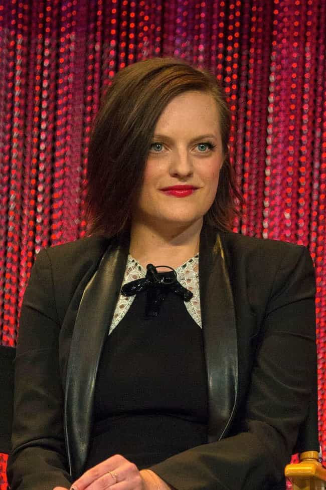 Some Say Her Activism Is Contr... is listed (or ranked) 3 on the list Things You Didn't Know About Elisabeth Moss