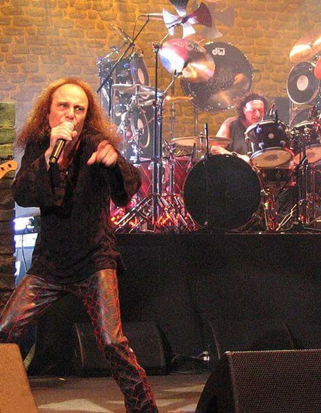 He Didn't Worship The De... is listed (or ranked) 1 on the list 11 Myths About Ronnie James Dio Debunked