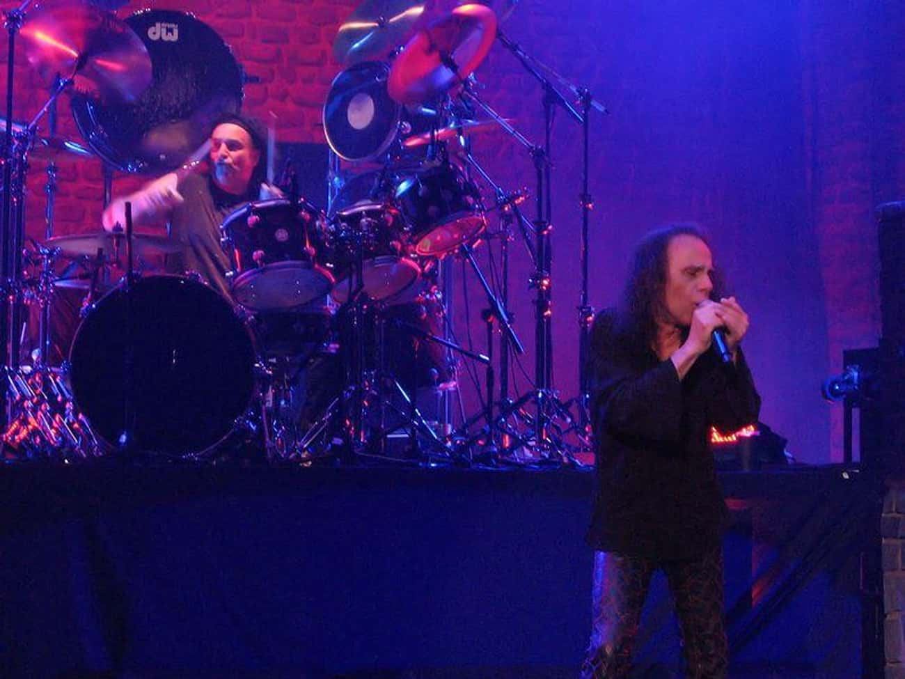 He Never Used Substances is listed (or ranked) 2 on the list 11 Myths About Ronnie James Dio Debunked