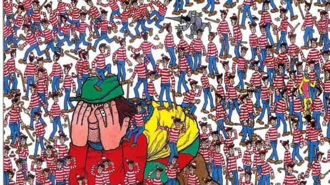 No One Knows Where He Came Fro... is listed (or ranked) 1 on the list Things You Didn't Know About Where's Waldo?