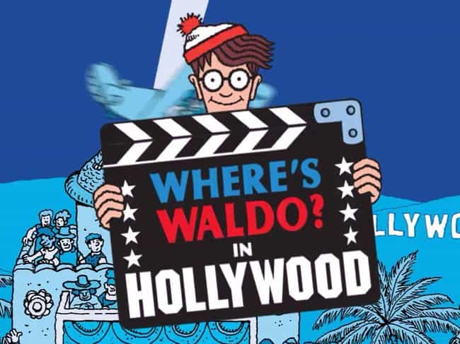 There's Allegedly A 'Where's W... is listed (or ranked) 3 on the list Things You Didn't Know About Where's Waldo?