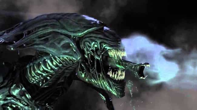 Xenomorph Queen - 'Alien&#... is listed (or ranked) 6 on the list Female Horror Movie Villains Who Will Scare You Half To Death
