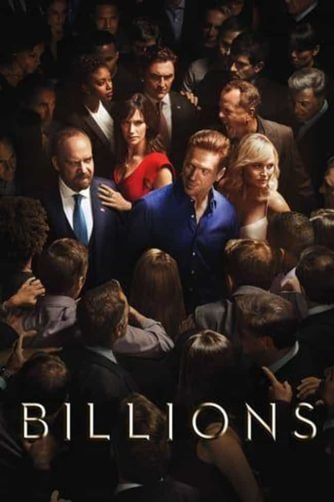 Billions - Season 2 is listed (or ranked) 1 on the list The Best Seasons of 'Billions'