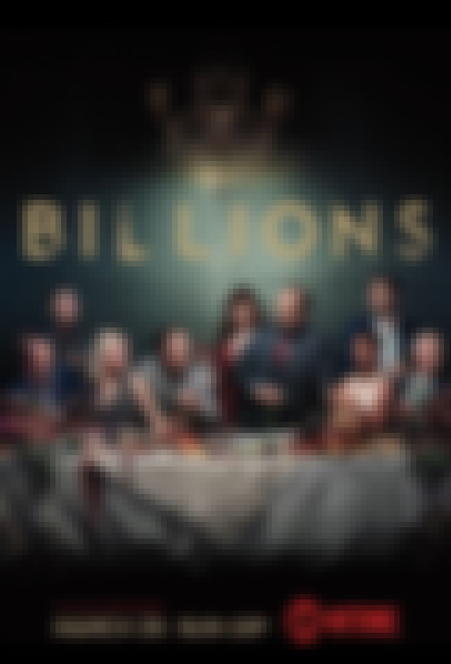 Billions Season 3 is listed (or ranked) 3 on the list Best Seasons of Billions