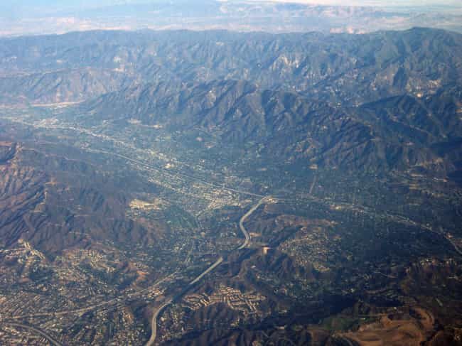 1934 Crescenta Valley Mudslide is listed (or ranked) 3 on the list The Worst Mudslides In California History