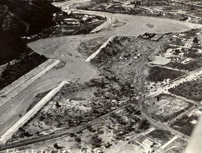1938 Los Angeles Flood is listed (or ranked) 1 on the list The Worst Mudslides In California History