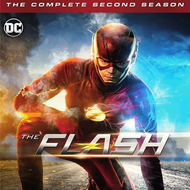 The Flash - Season 2 is listed (or ranked) 2 on the list Ranking the Best Seasons of 'The Flash'