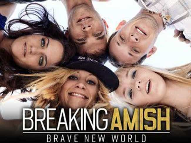 Breaking Amish: Brave New Worl... is listed (or ranked) 2 on the list Best Seasons of Breaking Amish