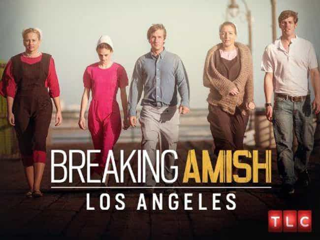 Breaking Amish: Los Angeles Se... is listed (or ranked) 4 on the list Best Seasons of Breaking Amish