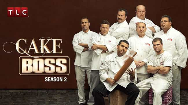 Cake Boss Season 2 is listed (or ranked) 3 on the list Best Seasons of Cake Boss