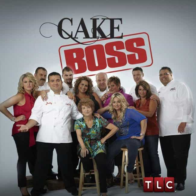 Cake Boss Season 10 is listed (or ranked) 2 on the list Best Seasons of Cake Boss