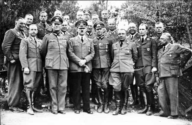 When The Nazi Party Came Into ... is listed (or ranked) 4 on the list Meet the Heck Brothers, Members of the Nazi Party Who Introduced The World To De-Extinction