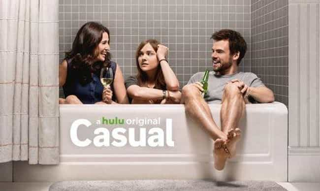 Casual Season 1 is listed (or ranked) 3 on the list Best Seasons of Casual
