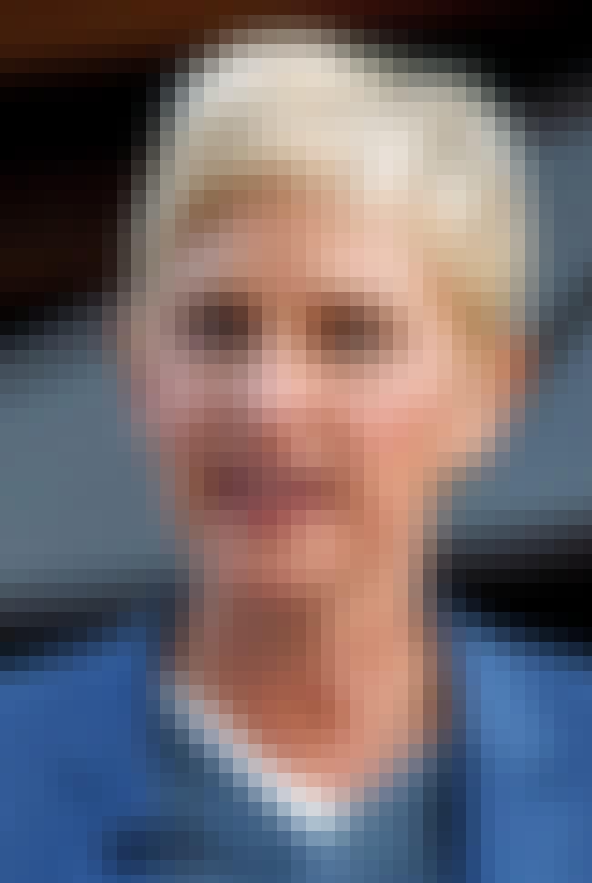 Teresa Boyd is listed (or ranked) 4 on the list Ellen DeGeneres Loves and Hookups