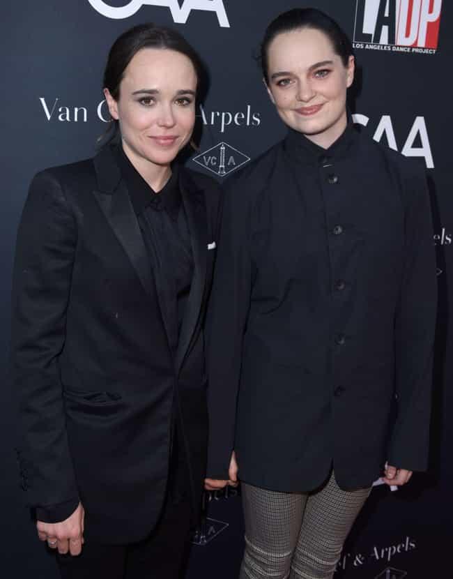 Emma Portner is listed (or ranked) 1 on the list Ellen Page Loves and Hookups