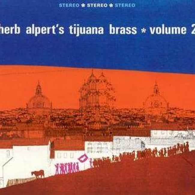 Volume 2 is listed (or ranked) 2 on the list The Best Herb Alpert Albums of All Time