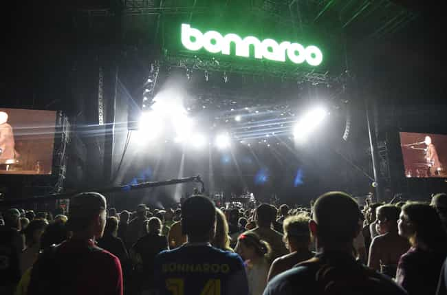 A Man Was Found Dead In His Ca... is listed (or ranked) 2 on the list Horrible Things That Have Happened at Music Festivals