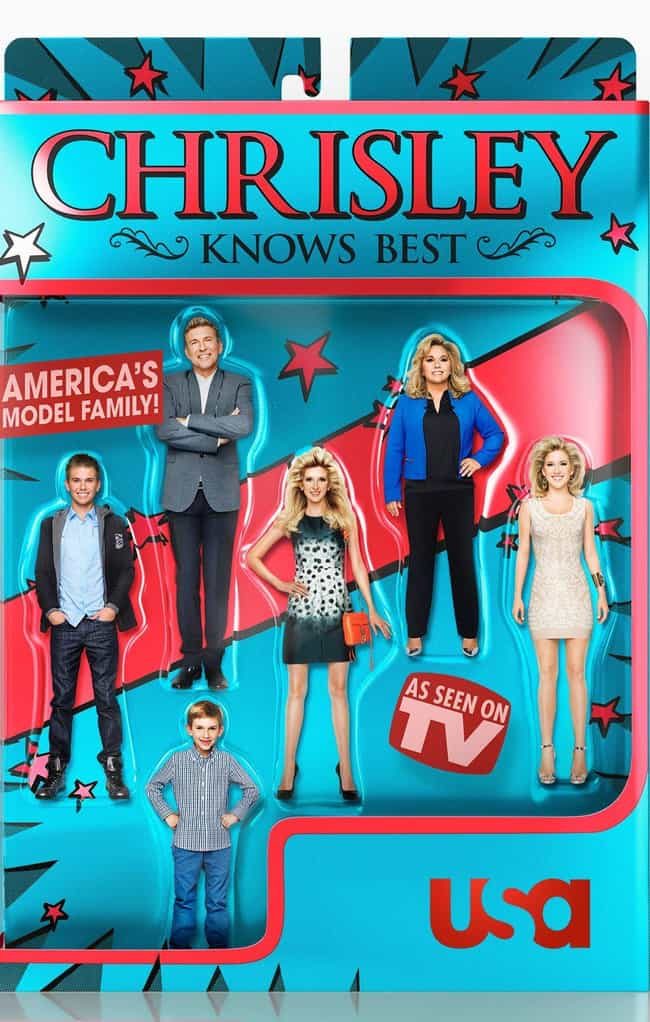 Chrisley Knows Best Season 3 is listed (or ranked) 2 on the list Best Seasons of Chrisley Knows Best