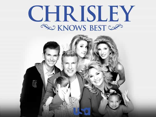 Chrisley Knows Best Season 4 is listed (or ranked) 4 on the list Best Seasons of Chrisley Knows Best
