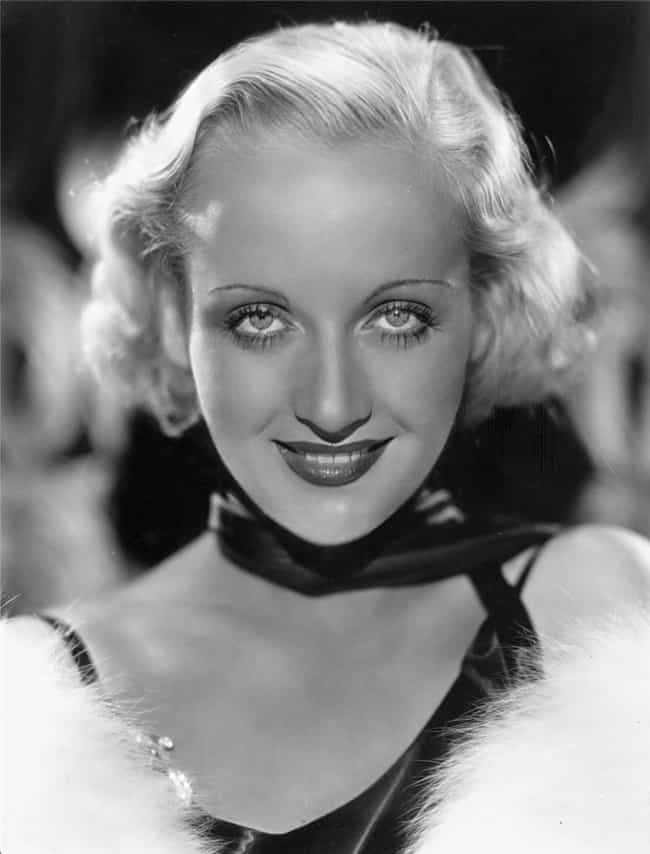 An Accident Scarred Her ... is listed (or ranked) 3 on the list The Glamorous And Tragically Short Life Of Hollywood Starlet Carole Lombard