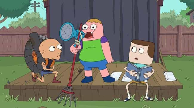 Clarence Season 1 is listed (or ranked) 1 on the list Best Seasons of Clarence