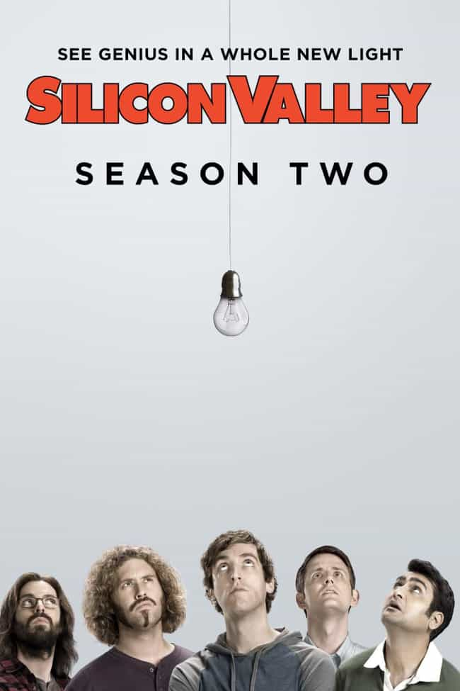 Silicon Valley - Season ... is listed (or ranked) 1 on the list Ranking the Best Seasons of 'Silicon Valley'
