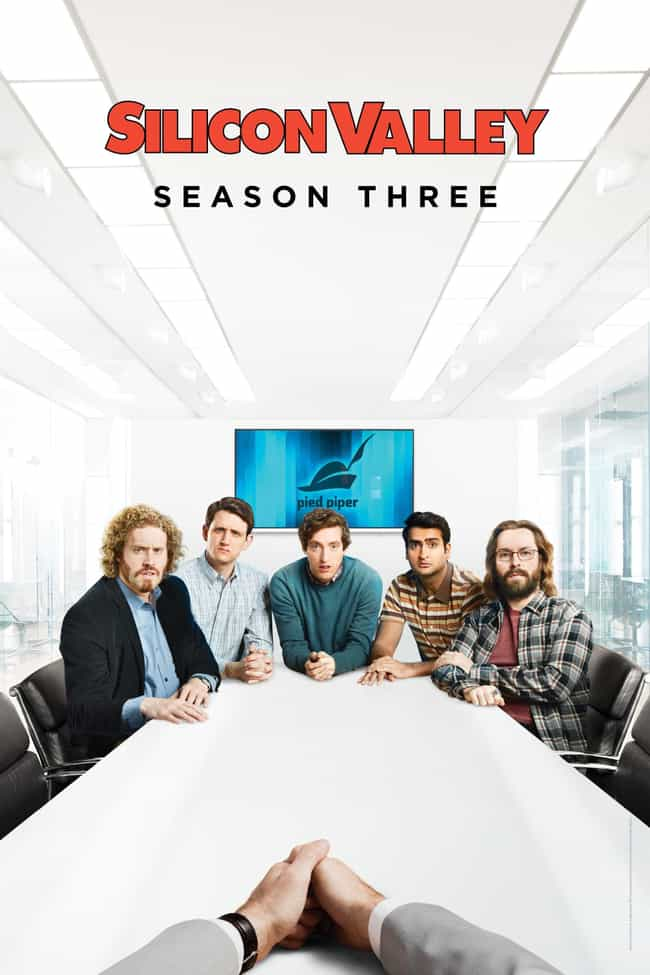 Silicon Valley - Season ... is listed (or ranked) 3 on the list Ranking the Best Seasons of 'Silicon Valley'