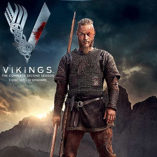 Vikings - Season 2 is listed (or ranked) 2 on the list Ranking the Best Seasons of 'Vikings'