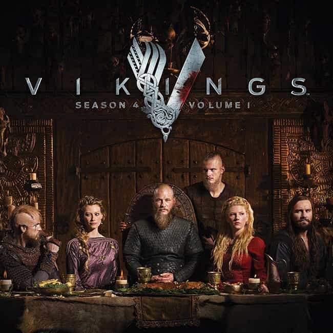 Vikings - Season 4 is listed (or ranked) 3 on the list Ranking the Best Seasons of 'Vikings'