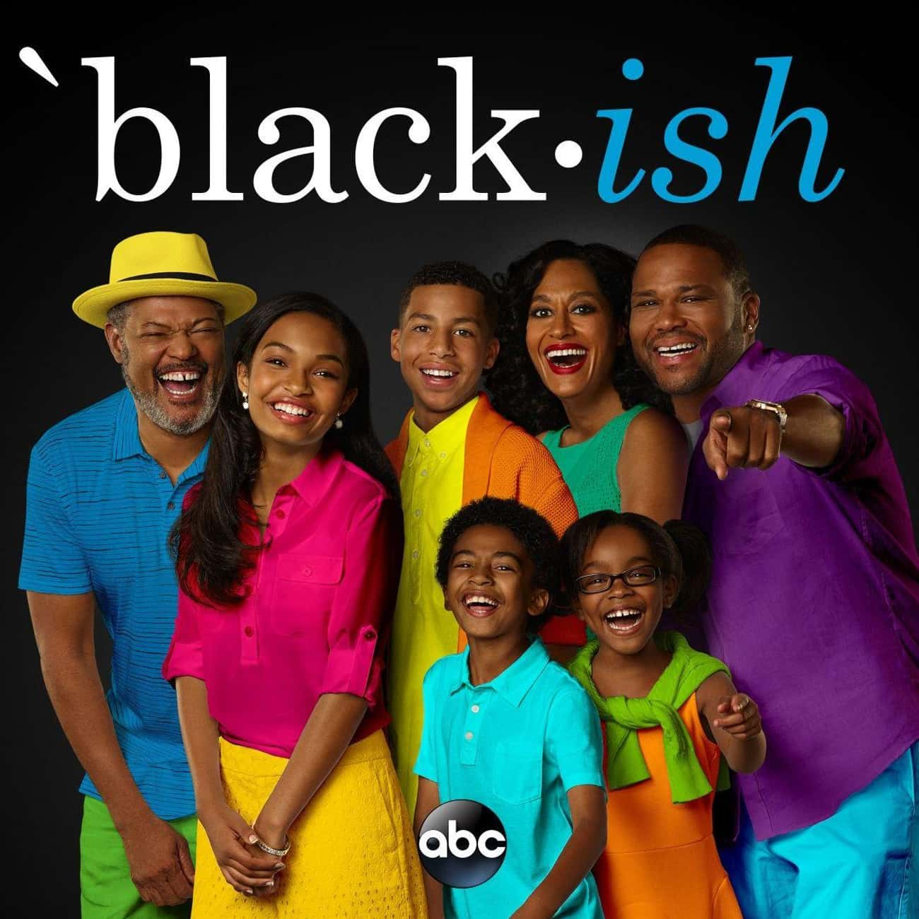 Blackish - Season 1 is listed (or ranked) 1 on the list Ranking the Best Seasons of 'Black-ish'