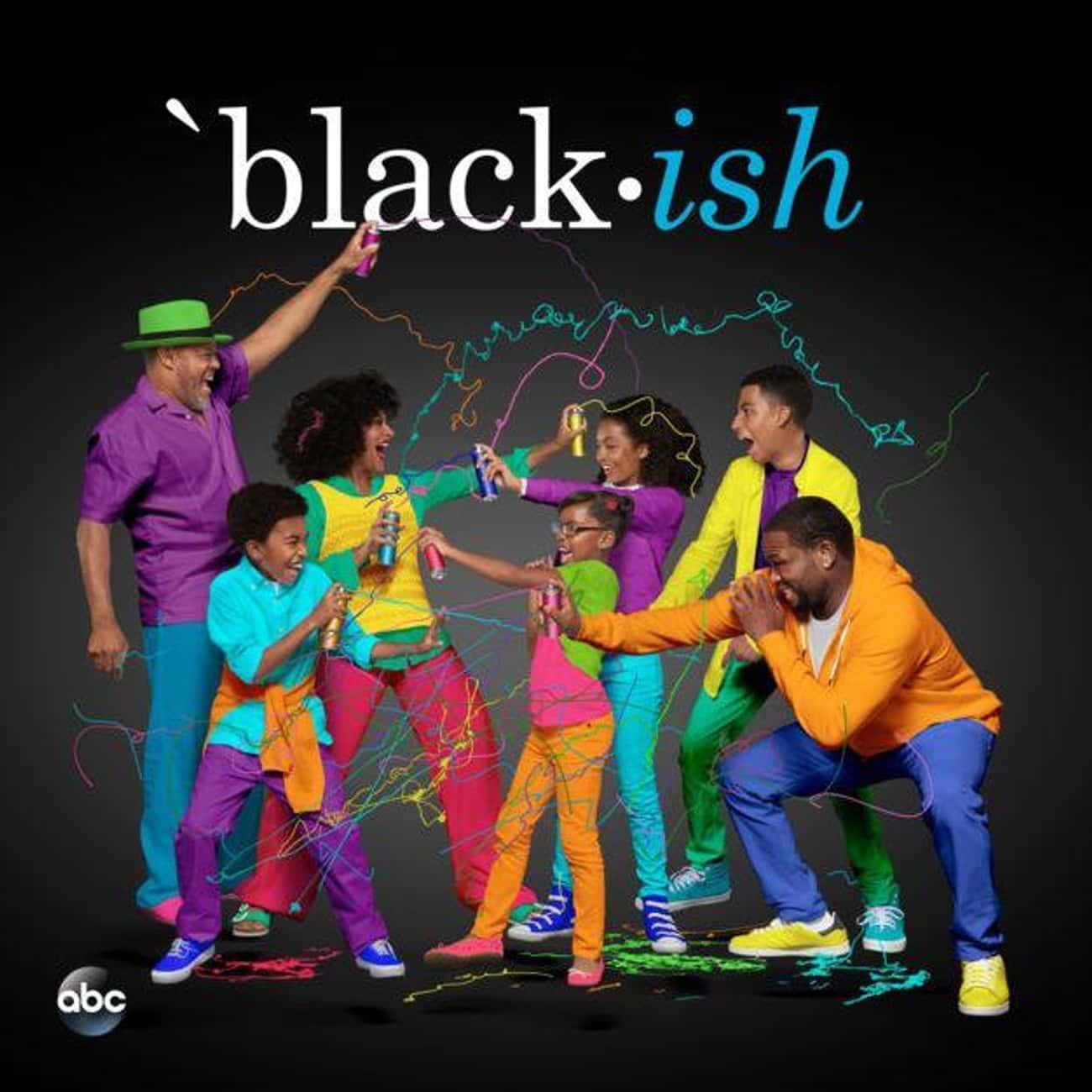 Blackish - Season 2 is listed (or ranked) 2 on the list Ranking the Best Seasons of 'Black-ish'