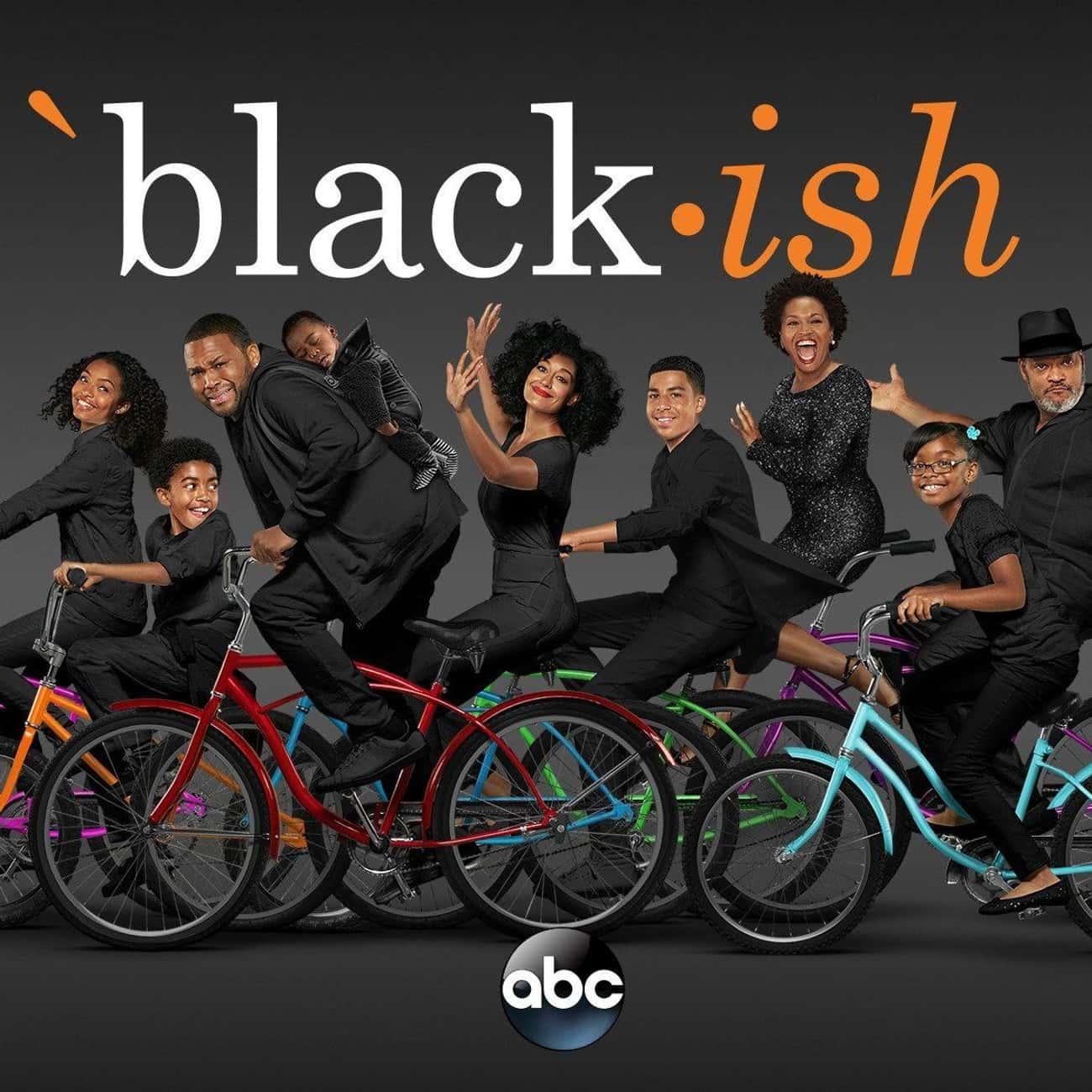 Blackish - Season 4 is listed (or ranked) 4 on the list Ranking the Best Seasons of 'Black-ish'