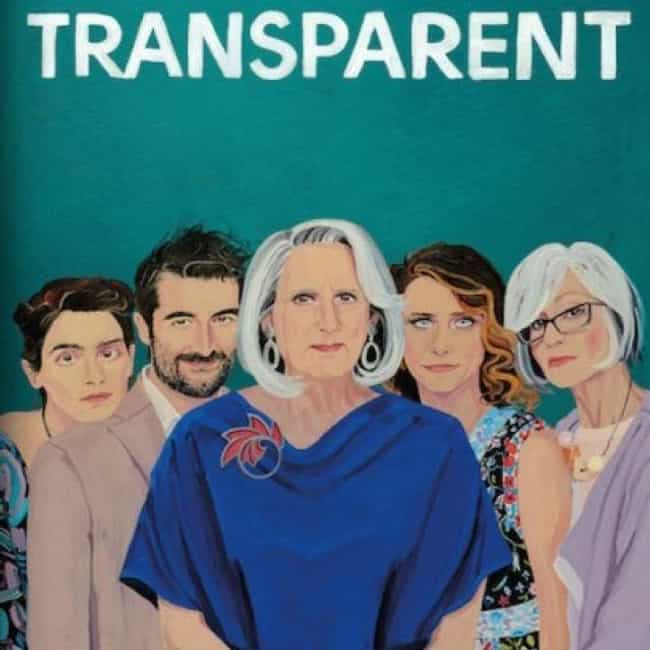 Transparent - Season 3 ... is listed (or ranked) 1 on the list Ranking the Best Seasons of 'Transparent'
