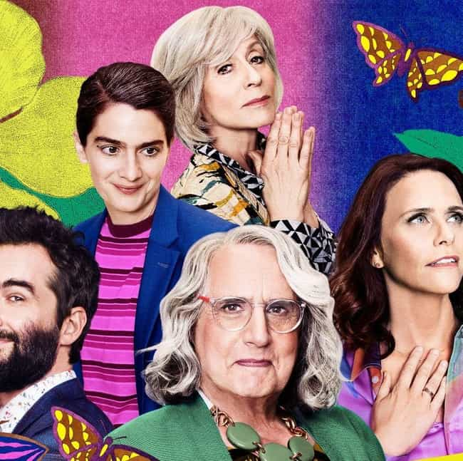Transparent - Season 4 is listed (or ranked) 4 on the list Ranking the Best Seasons of 'Transparent'