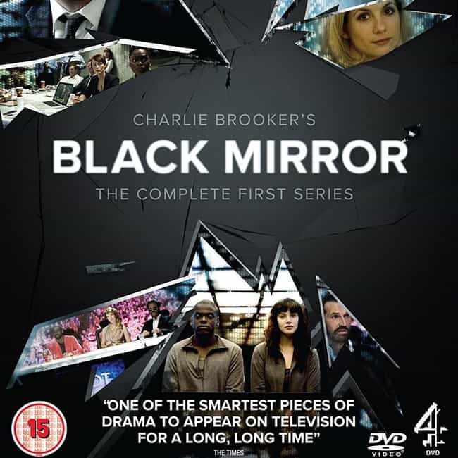 Black Mirror - Season 1 is listed (or ranked) 2 on the list Ranking the Best Seasons of 'Black Mirror'
