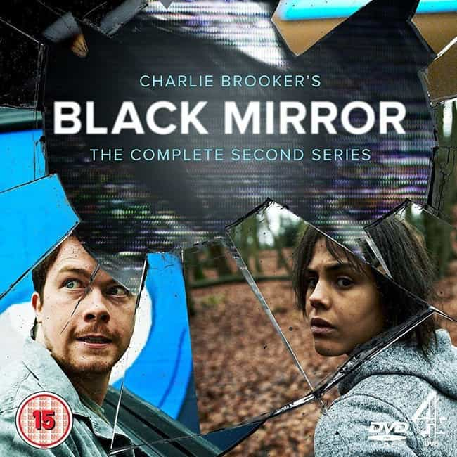 Black Mirror - Season 2 is listed (or ranked) 4 on the list Ranking the Best Seasons of 'Black Mirror'