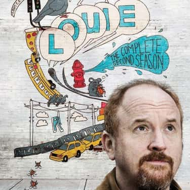 Louie - Season 2 is listed (or ranked) 2 on the list Ranking the Best Seasons of 'Louie'