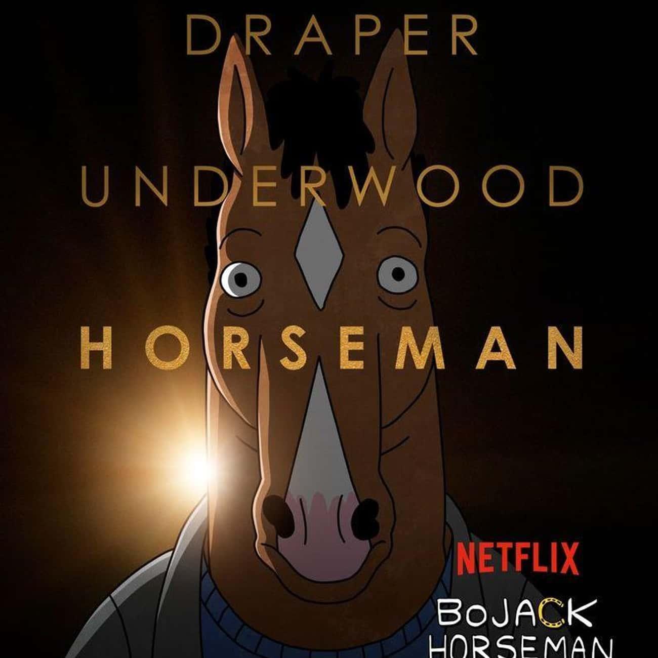 BoJack Horseman - Season 3 is listed (or ranked) 3 on the list Ranking the Best Seasons of 'BoJack Horseman'