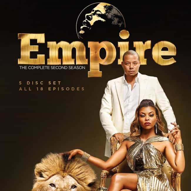 Empire - Season 2 is listed (or ranked) 1 on the list Ranking the Best Seasons of 'Empire'