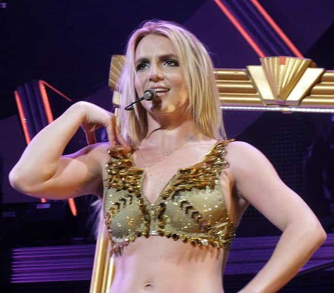Britney Slammed The Lip Syncin... is listed (or ranked) 2 on the list The Britney Spears Fake Singing Conspiracy, Explained