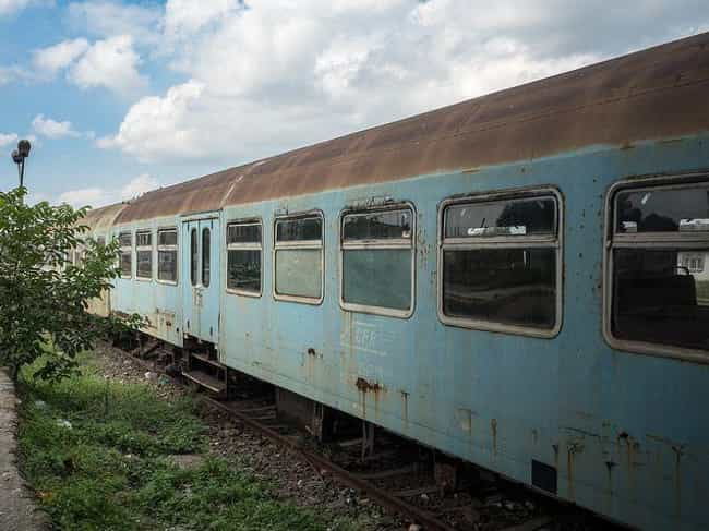 1917 Ciurea Station, Romania is listed (or ranked) 3 on the list The Deadliest Train Derailments In World History