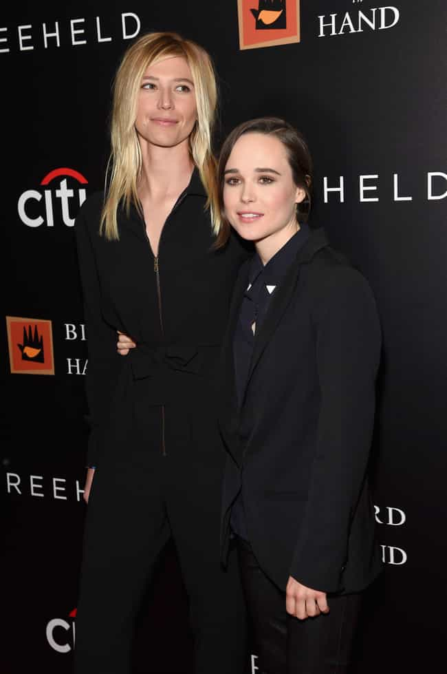 Samantha Thomas is listed (or ranked) 2 on the list Ellen Page Loves and Hookups