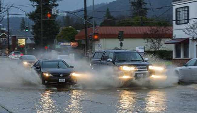 1969 Winter Storms is listed (or ranked) 3 on the list The Worst Floods In California's History