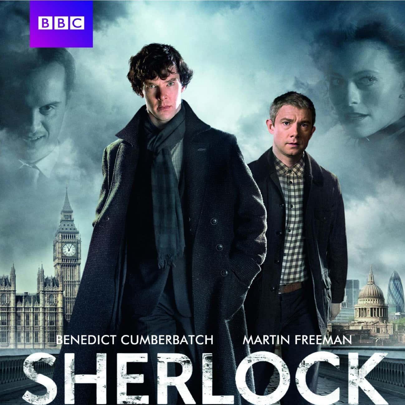 Sherlock - Season 2 is listed (or ranked) 1 on the list Ranking the Best Seasons of 'Sherlock'