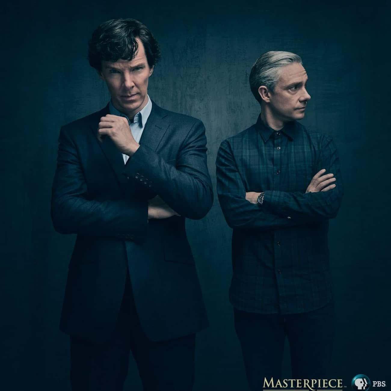 Sherlock - Season 4 is listed (or ranked) 4 on the list Ranking the Best Seasons of 'Sherlock'