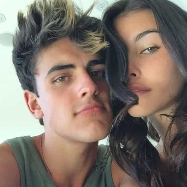 Jack Gilinsky is listed (or ranked) 4 on the list Madison Beer Loves and Hookups