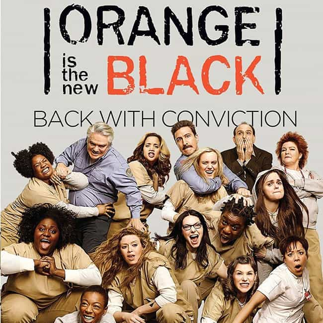 Orange is the New Black - Seas... is listed (or ranked) 3 on the list Ranking the Best Seasons of 'Orange Is the New Black'