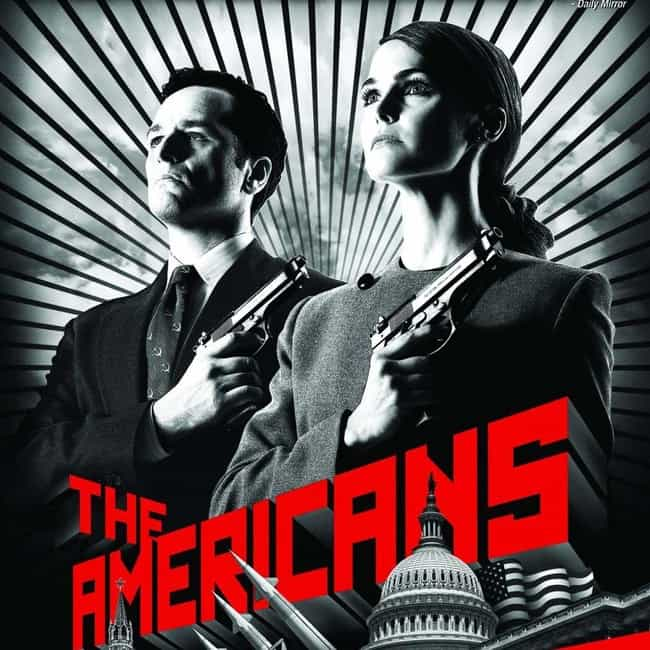 The Americans - Season 1... is listed (or ranked) 4 on the list Ranking the Best Seasons of 'The Americans'
